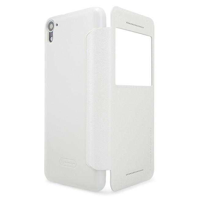 کیف محافظ نیلکین Nillkin Sparkle Leather Case HTC Desire 826