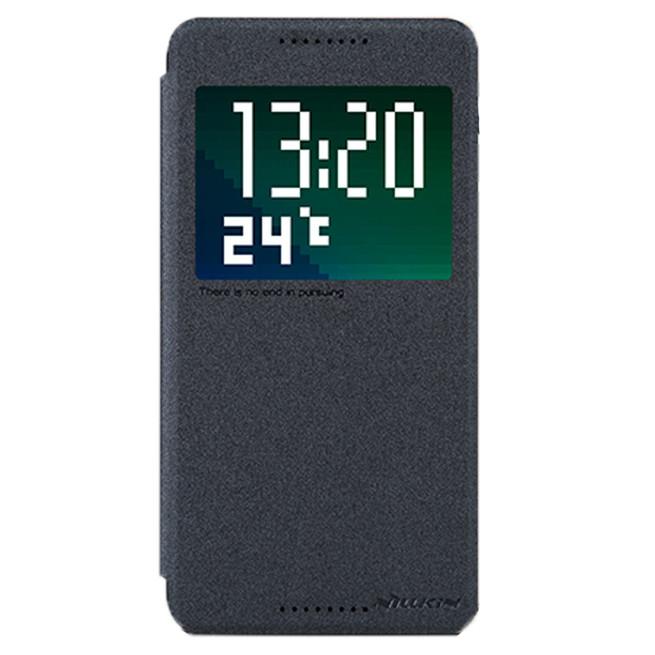 کیف محافظ نیلکین Nillkin Sparkle Leather Case HTC Desire 820