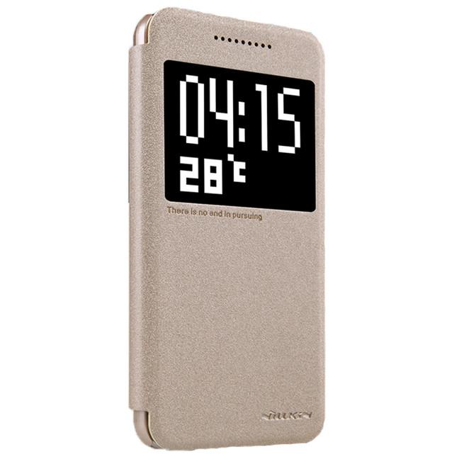 کیف محافظ نیلکین Nillkin Sparkle Leather Case HTC One A9