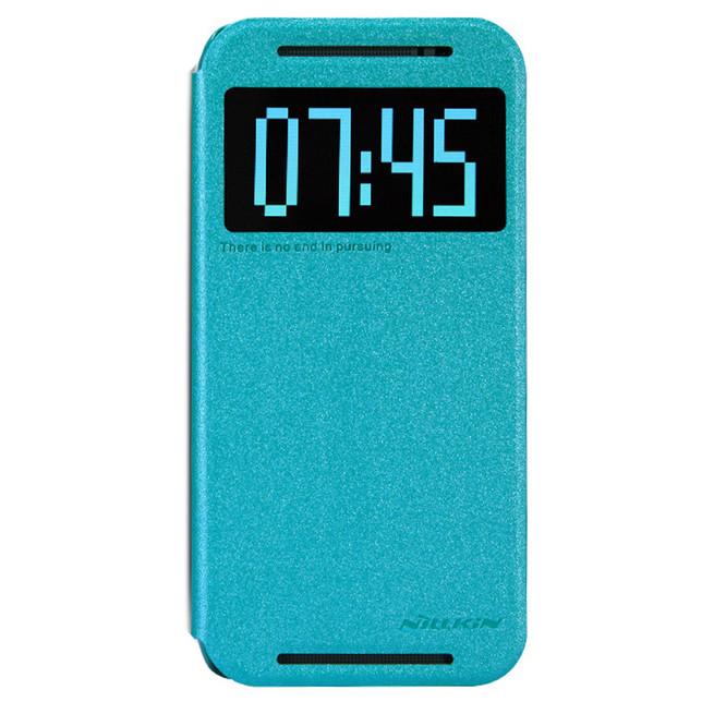 کیف محافظ نیلکین Nillkin Sparkle Leather Case HTC M8