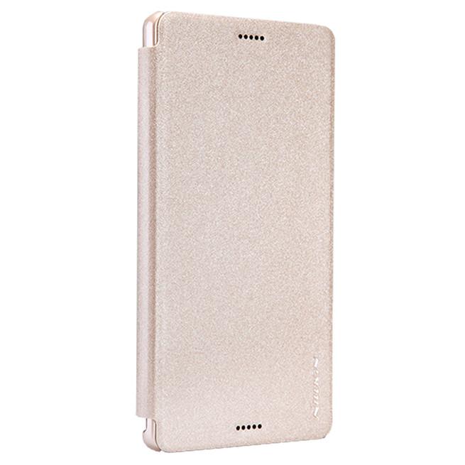 کیف محافظ نیلکین Nillkin Sparkle Leather Case Sony Xperia Z3