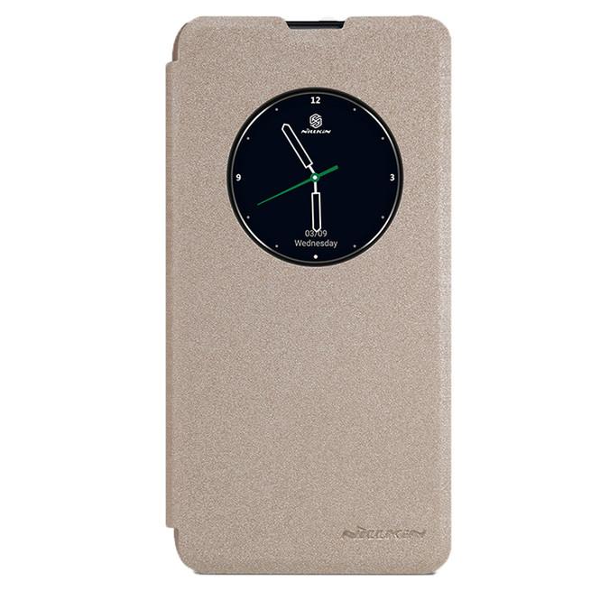 کیف محافظ نیلکین Nillkin Sparkle Leather Case LG X Screen