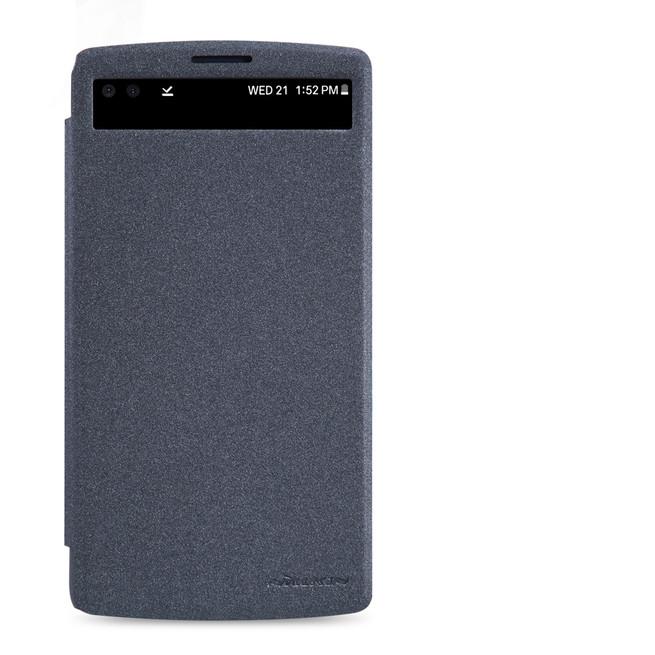 کیف محافظ نیلکین Nillkin Sparkle Leather Case LG V10