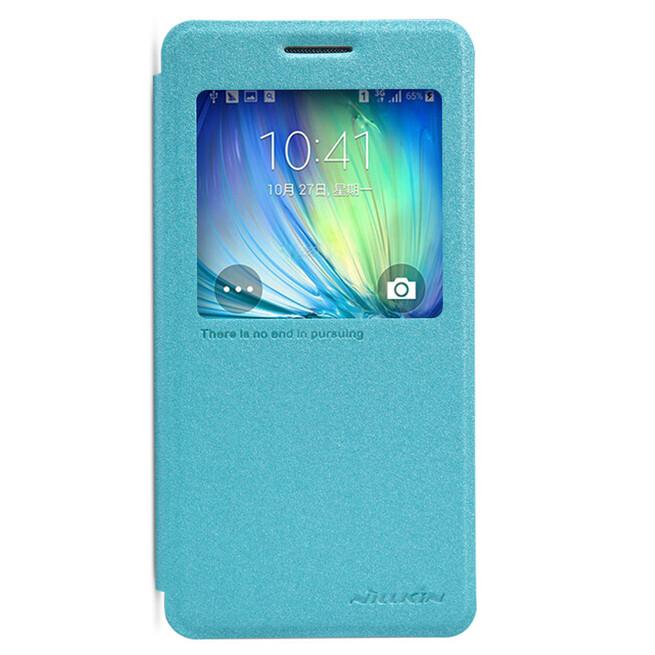 کیف محافظ نیلکین Nillkin Sparkle Leather Case Samsung Galaxy A5