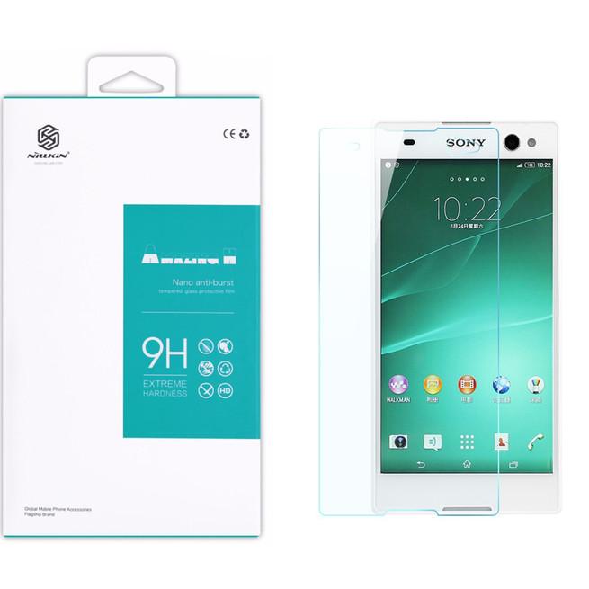 گلس نیلکین Nillkin Amazing H Glass Sony Xperia M5