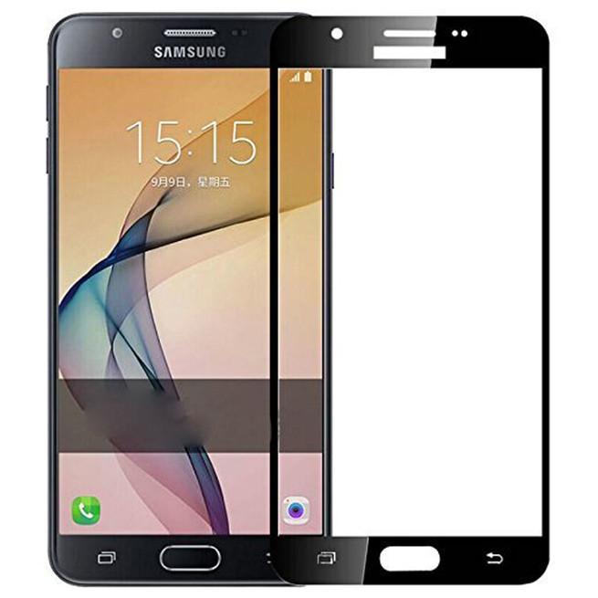 محافظ صفحه گلس فول فریم Full Frame Glass Samsung Galaxy J7 Prime