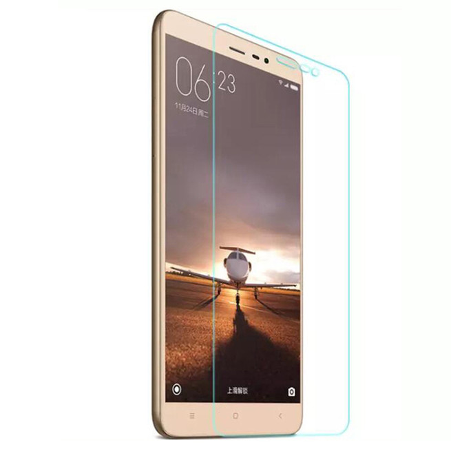 محافظ صفحه نمایش مدل Simple مناسب برای گوشی موبایل شیائومی Redmi Note 3 / Redmi Note 3 Pro
