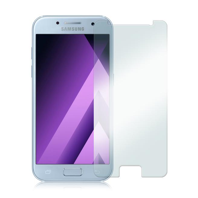 محافظ صفحه نمایش مدل Simple مناسب برای گوشی موبایل سامسونگ Galaxy A3 2017