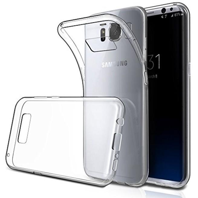 کاور ژله ای موکولو Mocolo Jelly Cover Samsung Galaxy S8 Plus