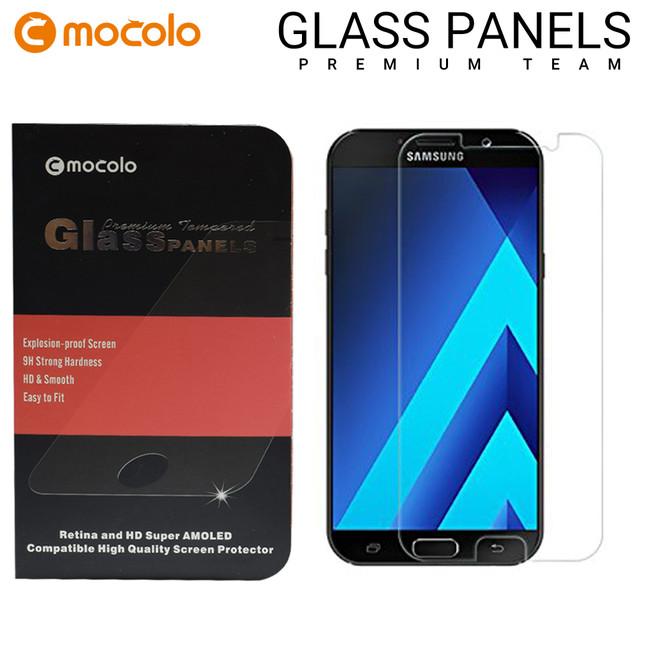 محافظ صفحه گلس شفاف موکولو Mocolo Glass Samsung Galaxy A7 2017