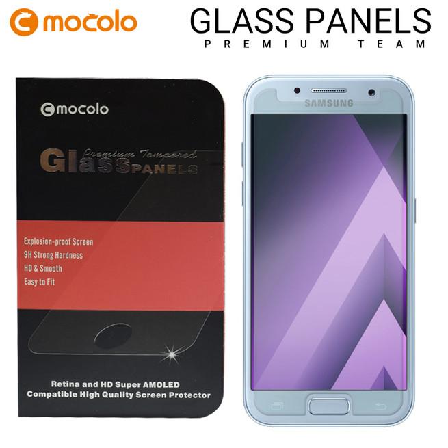 محافظ صفحه گلس شفاف موکولو Mocolo Glass Samsung Galaxy A5 2017