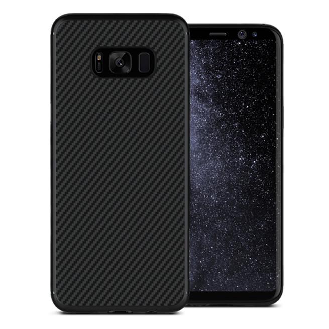 بک کاور نیلکین Samsung Galaxy S8 Plus Nilkin Synthetic Fiber case