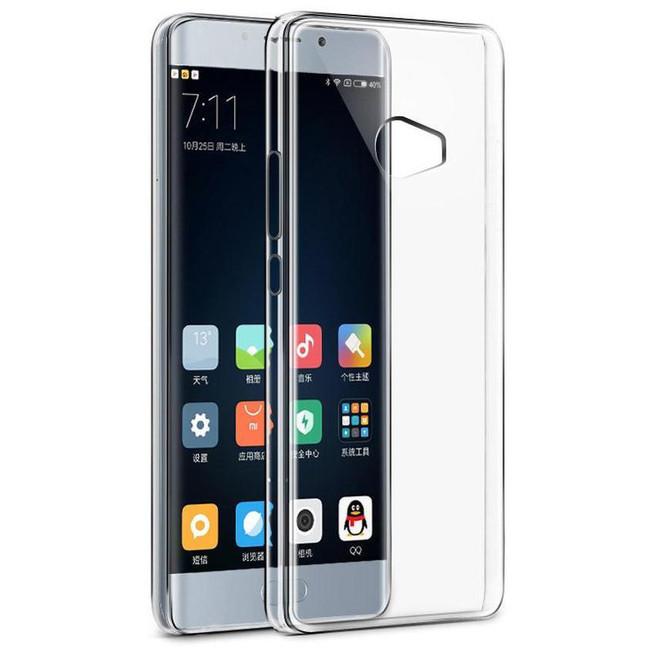 قاب محافظ شفاف PEC Xiaomi Mi Note 2