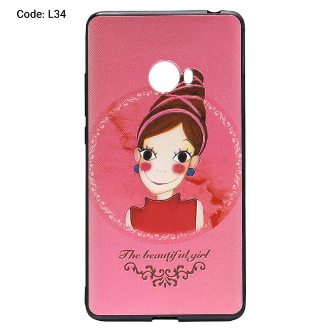قاب محافظ ژله ای فانتزی Case P.E.C Xiaomi Mi Note 2