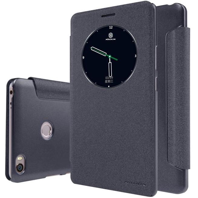 کیف محافظ نیلکین Nillkin Sparkle Leather Case Xiaomi Mi Max