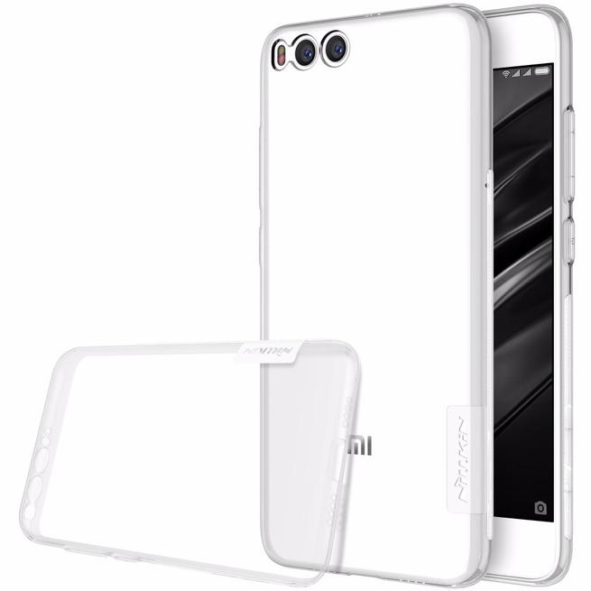 قاب ژله ای نیلکین Nillkin TPU Case Xiaomi Mi 6