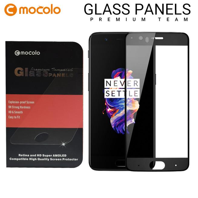 محافظ صفحه گلس فول فریم موکولو Mocolo Full Frame Glass OnePlus 5