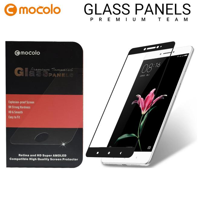 محافظ صفحه گلس فول فریم موکولو Mocolo Full Frame Glass Xiaomi Mi Max 2