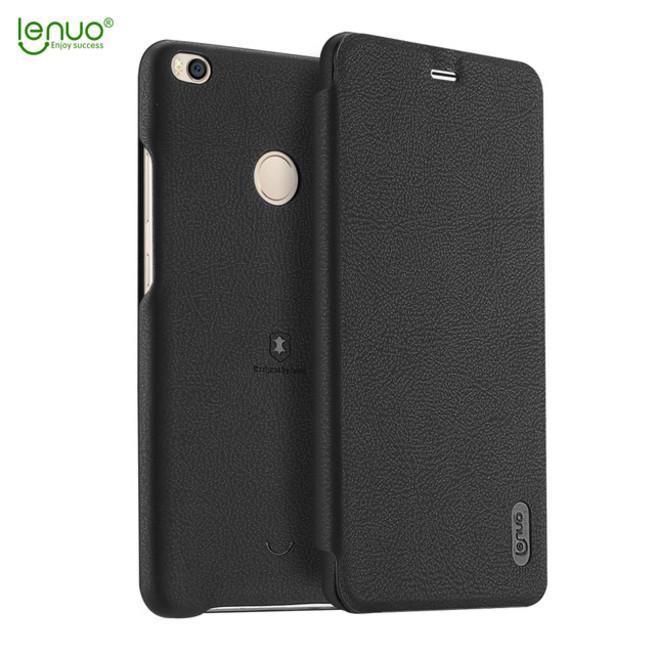 کیف چرمی Lenuo Flip Cover Xiaomi Mi Max 2