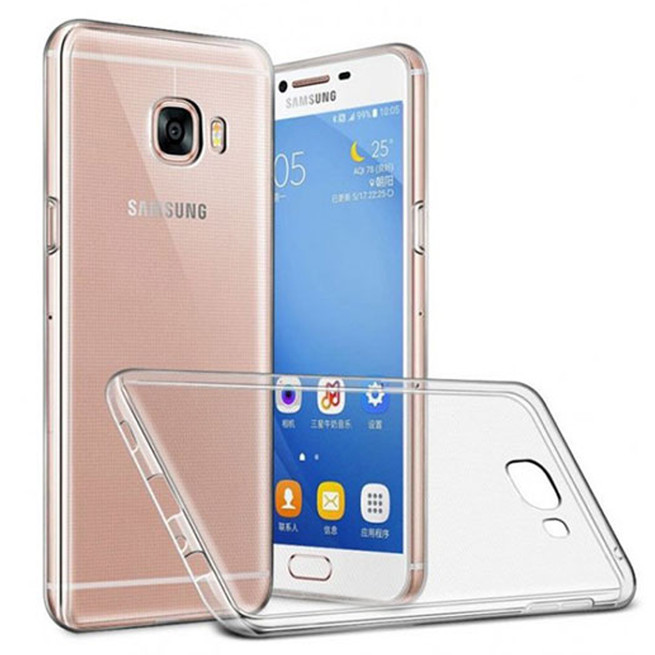 کاور ژله ایی Samsung Galaxy C5