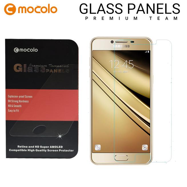 محافظ صفحه گلس فول فریم موکولو Mocolo Full Frame Glass Samsung Galaxy C5