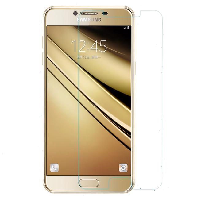 محافظ صفحه گلس سخت Hard Glass Samsung Galaxy C5