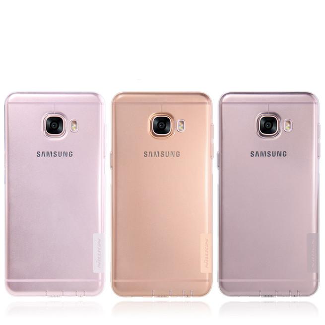 قاب ژله ای نیلکین Nillkin TPU Case Samsung Galaxy C7