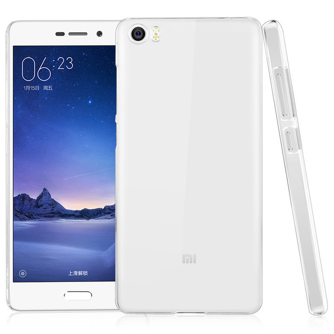قاب محافظ شفاف PEC Xiaomi Mi 5
