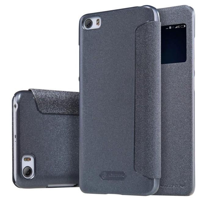 کیف محافظ نیلکین Nillkin Sparkle Leather Case Xiaomi Mi 5