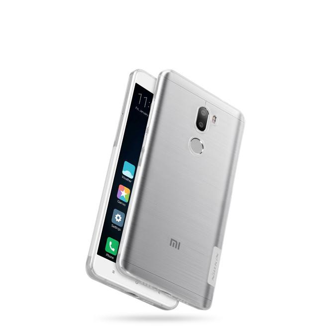 قاب ژله ای نیلکین Nillkin TPU Case Xiaomi Mi 5S Plus