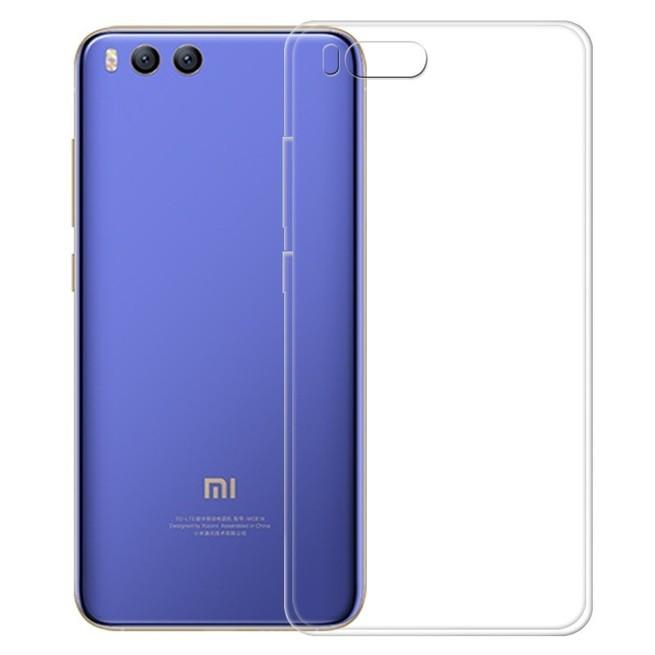 کاور مدل Clear jelly مناسب برای گوشی موبایل شیائومی Mi 6