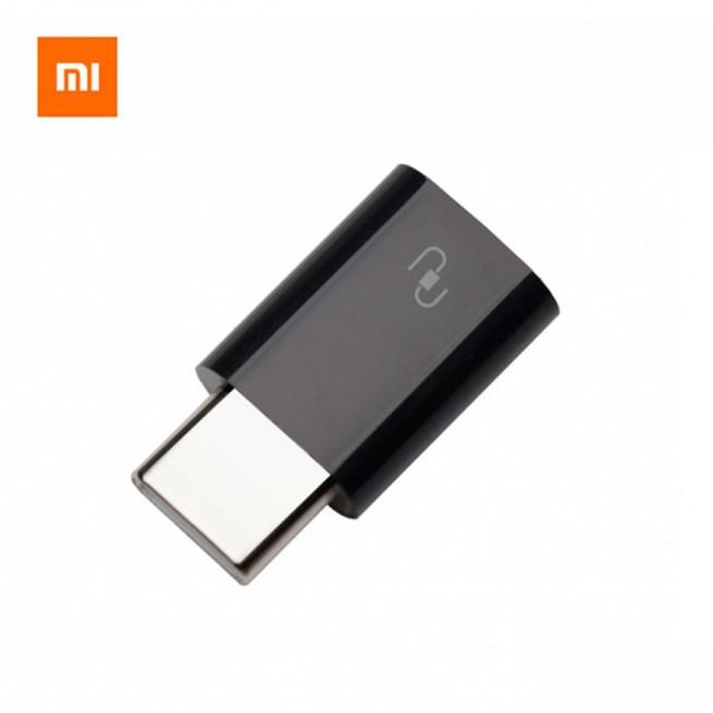 مبدل MicroUSB به USB-C شیائومی مدل SJV4065TY