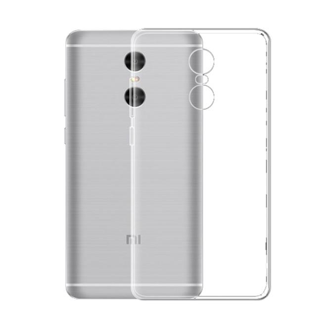 کاور مدل Clear jelly مناسب برای گوشی موبایل شیائومی Redmi Pro