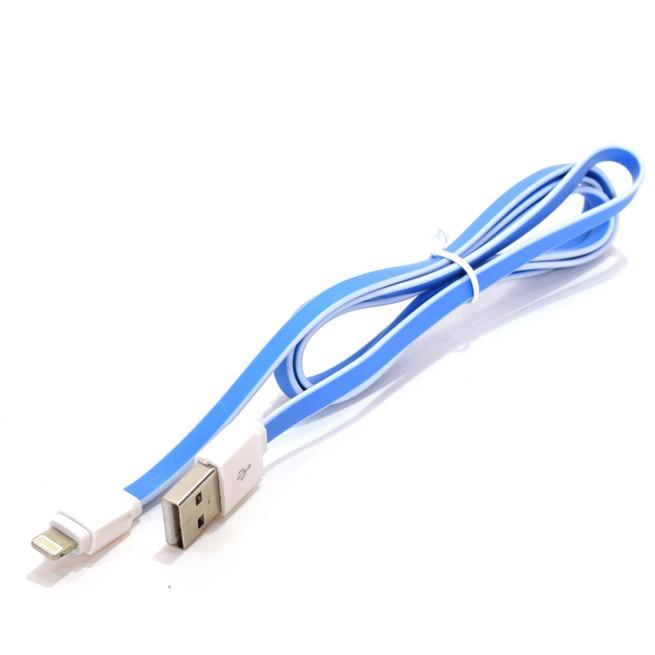 کابل تبدیل USB به لایتنینگ الدینیو مدل XS-07 طول 1 متر