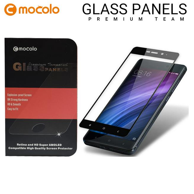 محافظ صفحه گلس فول فریم موکولو Mocolo Full Frame Glass Xiaomi Redmi 4Prime