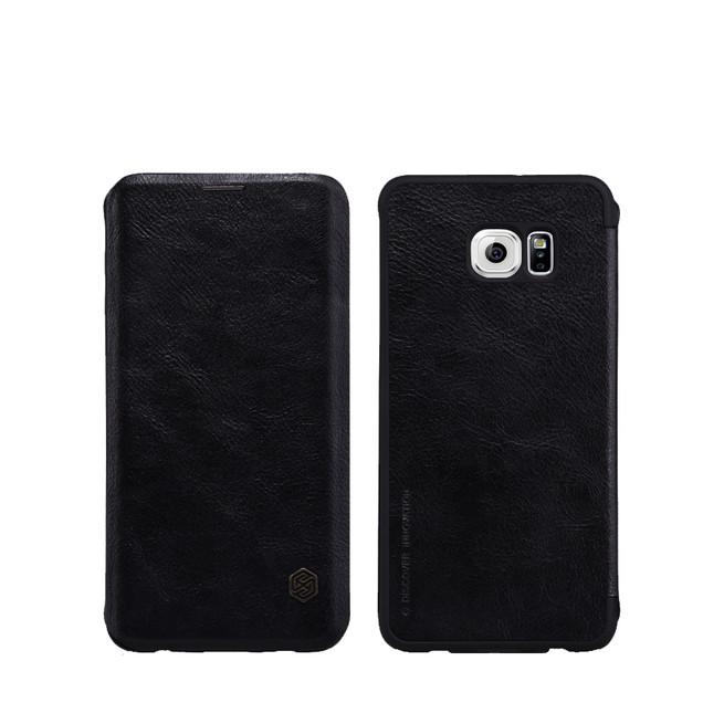 کیف محافظ نیلکین Nillkin Qin Leather Case Samsung Galaxy S6 Edge Plus