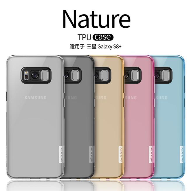 قاب ژله ای نیلکین Nillkin TPU Case Samsung Galaxy S8 Plus