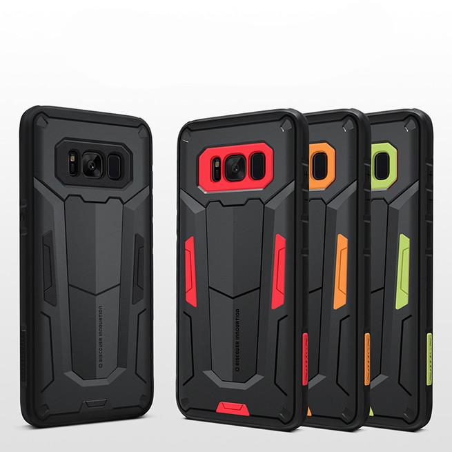 بک کاور نیلکین Nilkin Defender2 case Samsung Galaxy S8 Plus