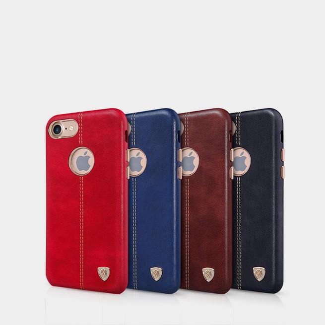 بک کاور نیلکین Nilkin Englon Leather Cover iPhone 7