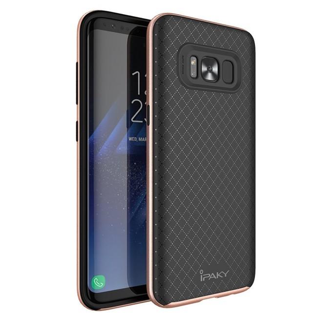 قاب محافظ آیپکی iPaky 2in1 Hybrid Samsung Galaxy S8 Plus
