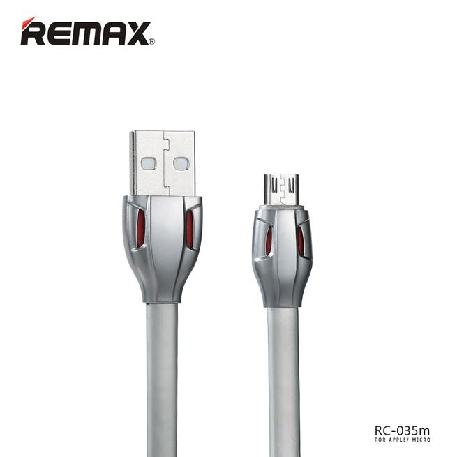 کابل ریمکس Remax Laser Data RC-035m Micro USB