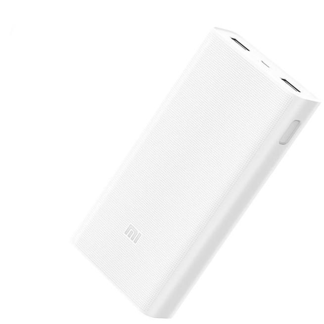 پاور بانک شیائومی Xiaomi MI Power Bank 20000mAh V2