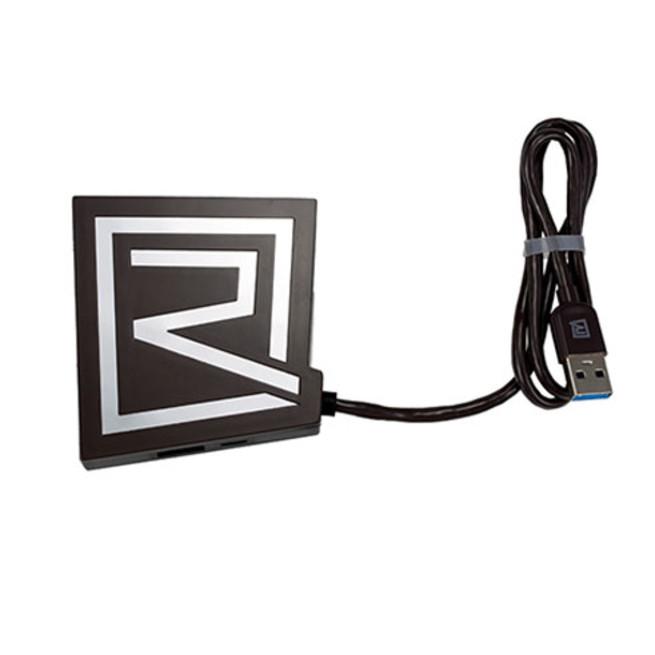 هاب ریمکس REMAX RU-U7 3USB Card Reader