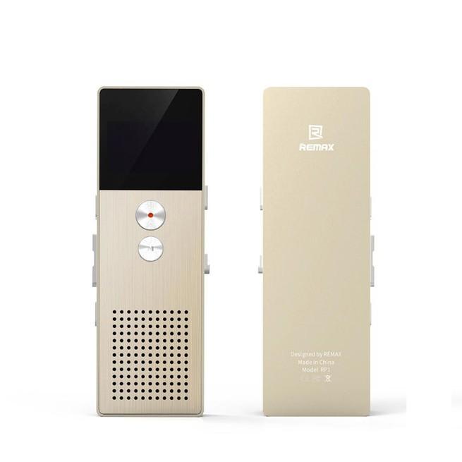 ضبط کننده صدا خبرنگاری ریمکس Remax Digital Voice Recorder RP1