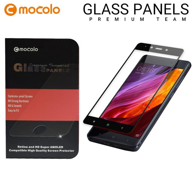 محافظ صفحه گلس فول فریم موکولو Mocolo Full Frame Glass Xiaomi Redmi Note 4X
