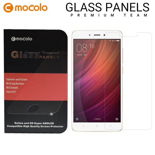 محافظ صفحه گلس شفاف موکولو Mocolo Glass Xiaomi Redmi Note 4X
