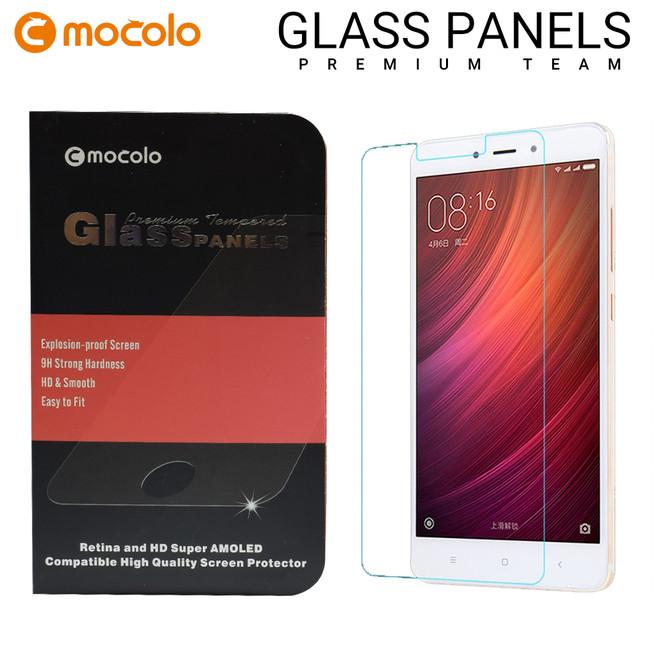 محافظ صفحه گلس شفاف موکولو Mocolo Glass Xiaomi Redmi 4
