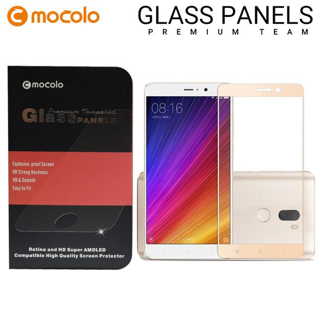 محافظ صفحه گلس فول فریم موکولو Mocolo Full Frame Glass Xiaomi Mi 5S Plus