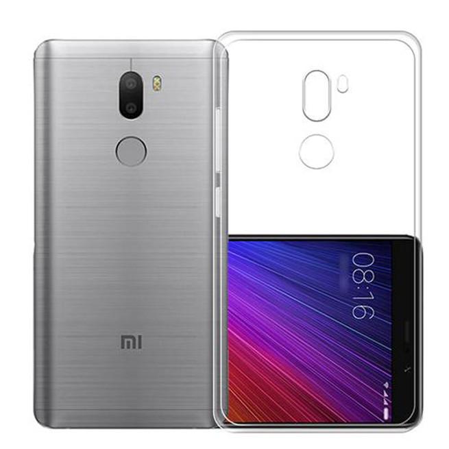 کاور مدل Clear jelly مناسب برای گوشی موبایل شیائومی Mi 5S Plus