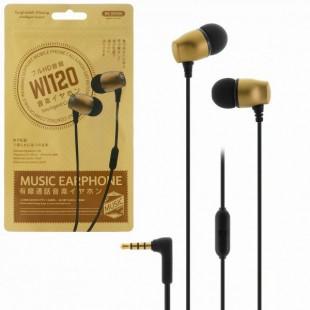 هدست دبلیو کی سیم دار WK WI120 Wired Headset